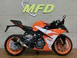 RC125[アールシー]/KTM 125cc 埼玉県 モトフィールドドッカーズ埼玉戸田店(MFD埼玉戸田店)