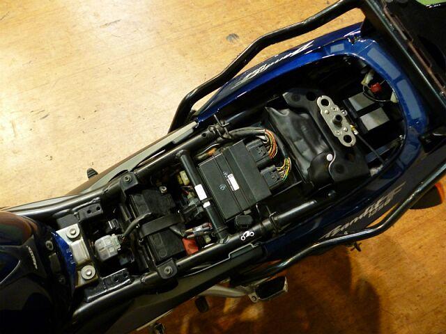 バンディット1250F 前後タイヤ新品!ノジママフラー装着の1250F