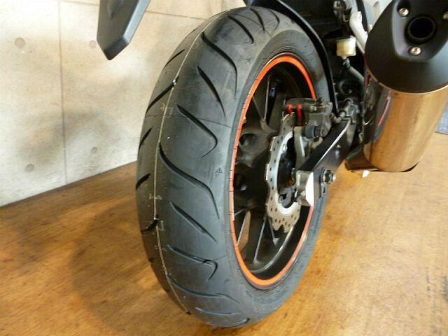 400X 前後タイヤ新品です!練習用にもピッタリな1台!