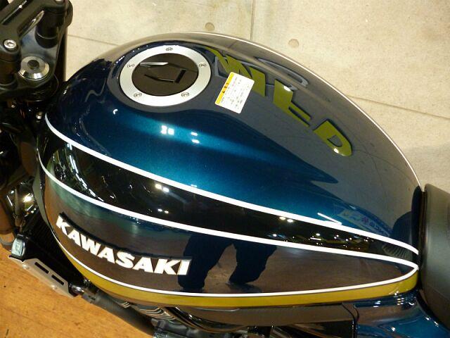 Z900RS 当店デモ車で使用していました!Z1風カスタムで雰囲気もグッとUP