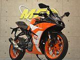 RC125[アールシー]/KTM 125cc 兵庫県 モトフィールドドッカーズ 神戸店 【MFD神戸店】