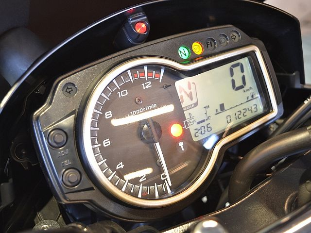 GSR750 L3 スクリーン ETC