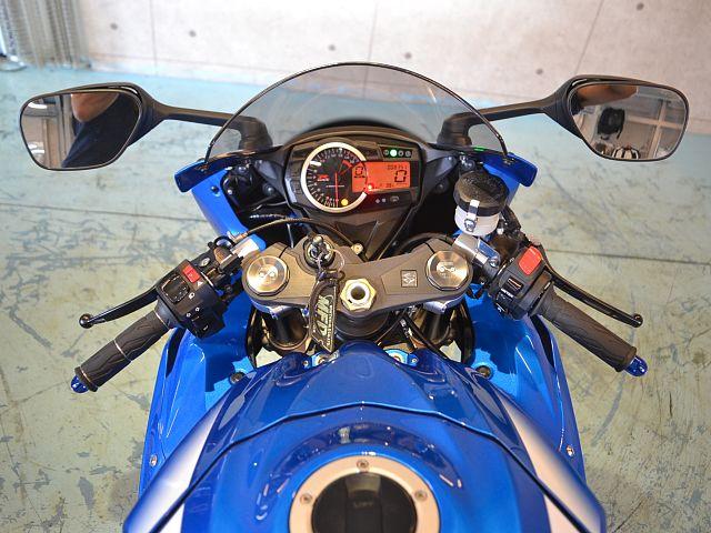 GSX-R1000 逆車 ヨシムラスリップオン フェンダーレス スライダー ETC