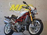 MONSTER S4R テスタストレッタ/ドゥカティ 998cc 兵庫県 モトフィールドドッカーズ神戸店(MFD神戸店)