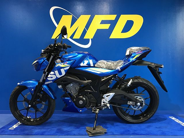 GSX-S125 新車 2019 ABS