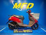 レッツバスケット/スズキ 50cc 東京都 モトフィールドドッカーズ 東京 【MFD東京本店】