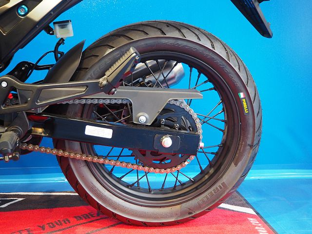 Gentleman Racer 200 どこか懐かしいデザインなのに新しい!まさにネオクラシックスタ…