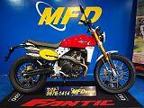 CABALLERO Scrambler500/ファンティック 500cc 東京都 モトフィールドドッカーズ東京本店(MFD東京本店)