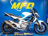グラディウス650/スズキ 650cc 東京都 モトフィールドドッカーズ東京本店(MFD東京本店)