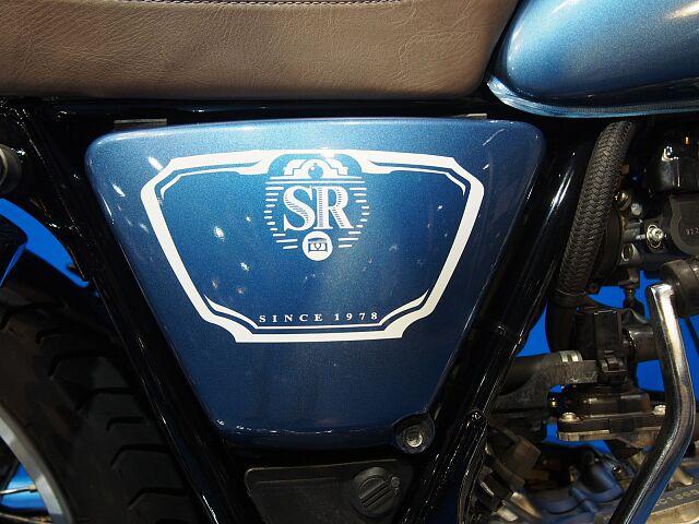 SR400 最新RH16J型!ワンオーナー車!!
