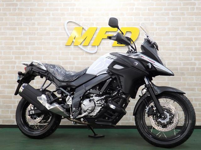 Vストローム650XT V-ストローム650XT 新車 定価(税込)¥950,400-