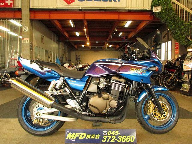 ZRX1200S 【タイヤ前後新品!】ZRX1200S★