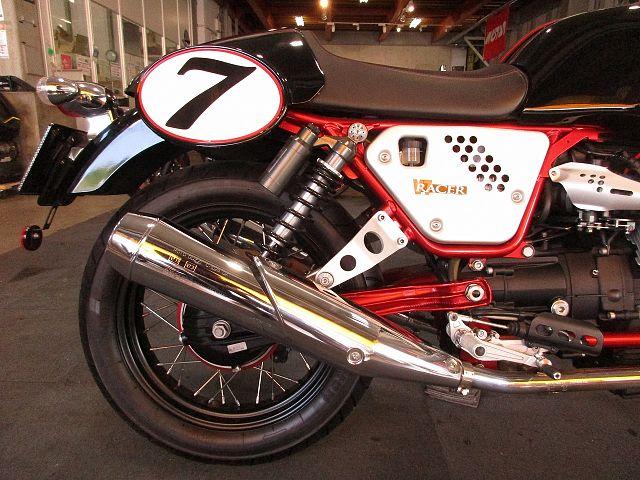 V7 Racer 【カフェスタイル】V7レーサー★