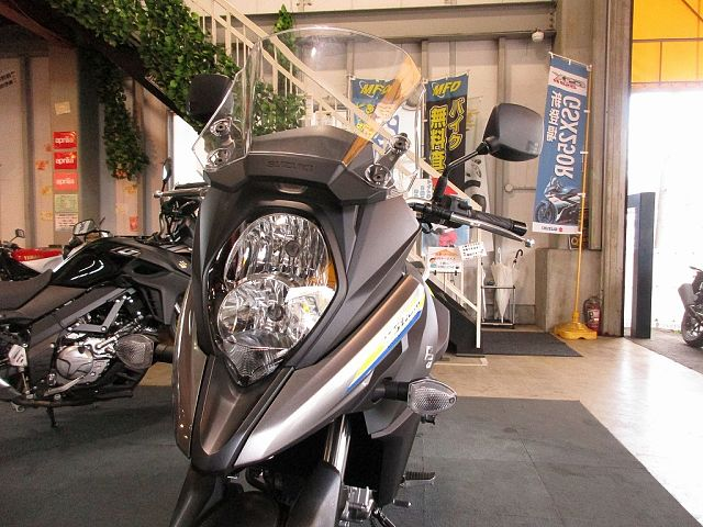 Vストローム650 メーカー希望小売価格¥924,000-