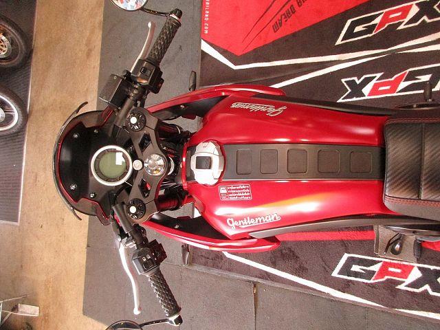 Gentleman Racer 200 【2019年モデル新車】ジェントルマンレーサー