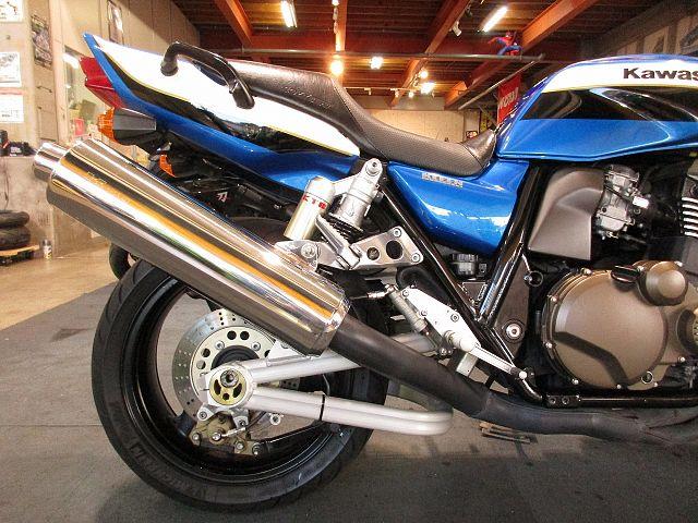 ZRX1200S 【ハーフカウルツアラー】ZRX1200S