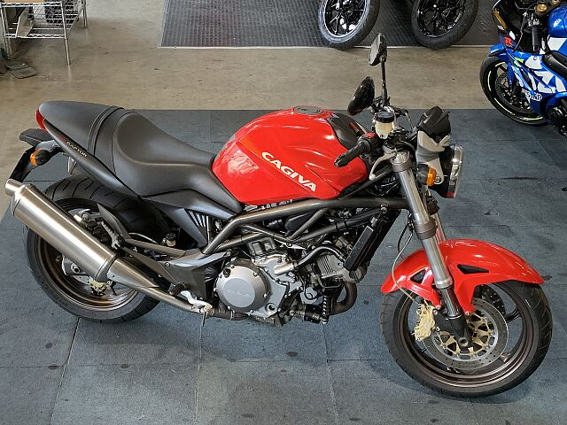 RAPTOR1000 【イタリアンネイキッドバイク】ラプトール1000