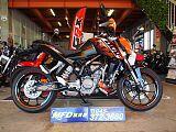 200DUKE/KTM 200cc 神奈川県 モトフィールドドッカーズ横浜店(MFD横浜店)