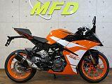RC125[アールシー]/KTM 125cc 千葉県 モトフィールドドッカーズ千葉柏店(MFD千葉柏店)