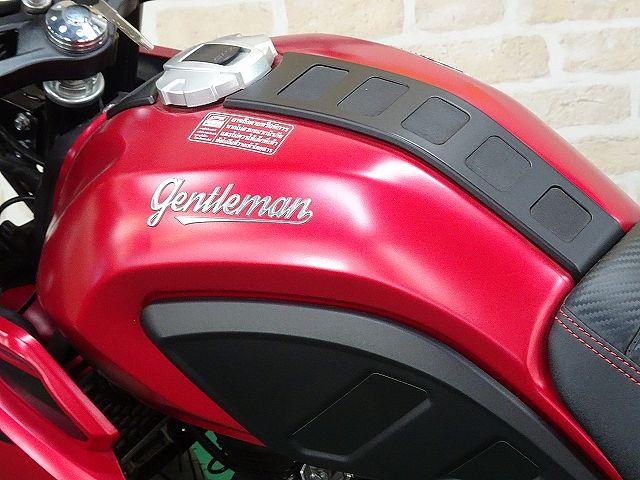 Gentleman Racer200 新車 2019年モデル