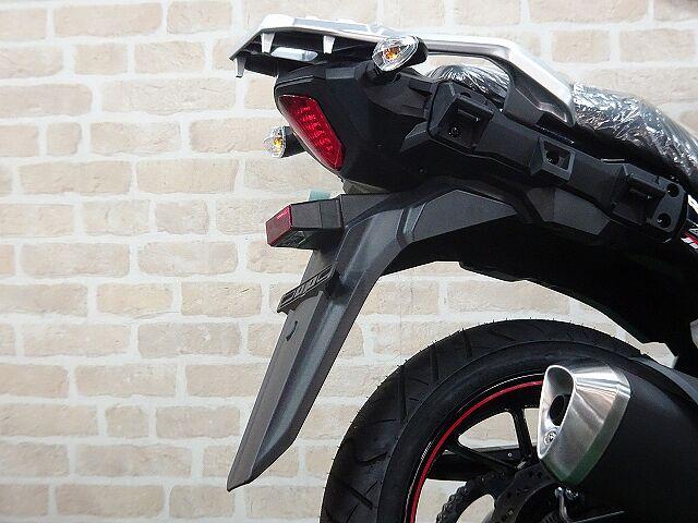 Vストローム250 2020年モデル 新色