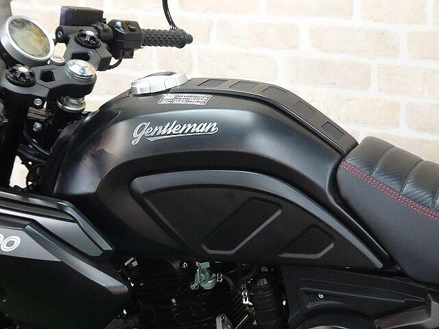 Gentleman Racer200 ★ロードサービス一年付帯★新車★