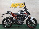 125DUKE/KTM 125cc 大阪府 モトフィールドドッカーズ大阪店【MFD大阪店】