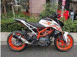 390DUKE/KTM 390cc 東京都 KTM TOKYO EAST(ハックルベリー )【MFDグループ】