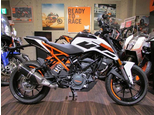 125DUKE/KTM 125cc 東京都 KTM TOKYO EAST(ハックルベリー )【MFDグループ】
