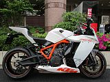 1190 RC8R/KTM 1190cc 東京都 KTM TOKYO EAST(ハックルベリー )【MFDグループ】