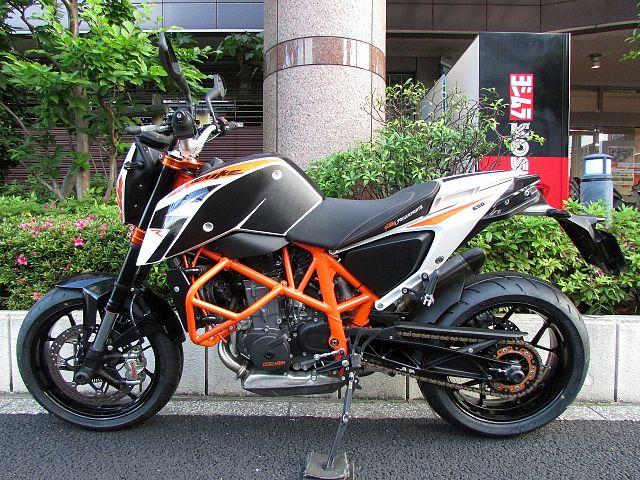 690DUKE R 元気なシングルネイキット!!