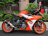 RC125[アールシー]/KTM 125cc 東京都 KTM TOKYO EAST(ハックルベリー)