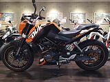 200DUKE/KTM 200cc 東京都 KTM TOKYO EAST(ハックルベリー)