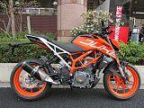 390DUKE/KTM 390cc 東京都 KTM TOKYO EAST(ハックルベリー)