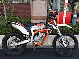 FREERIDE 250F/KTM 250cc 東京都 KTM TOKYO EAST(ハックルベリー)