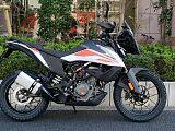 390 ADVENTURE/KTM 390cc 東京都 KTM TOKYO EAST(ハックルベリー)
