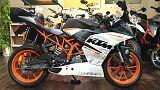 RC390/KTM 390cc 東京都 KTM TOKYO EAST(ハックルベリー)