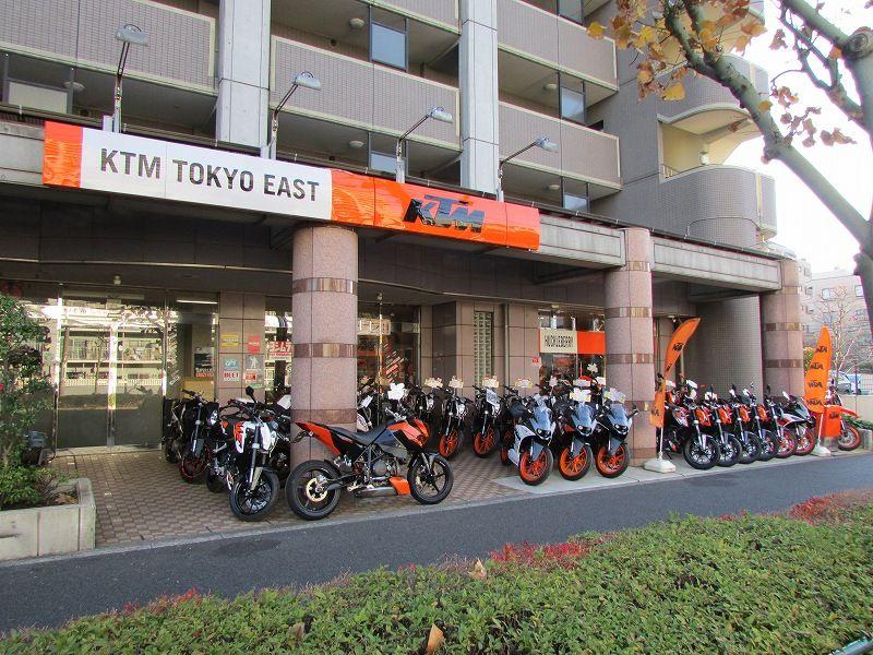 KTM TOKYO EAST(ハックルベリー)