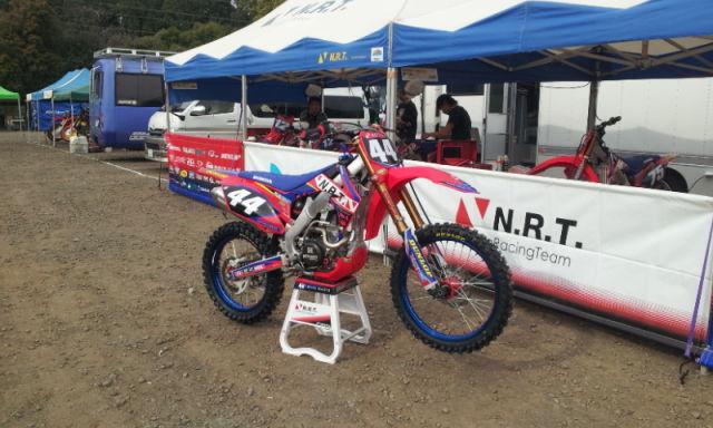 NRT・Team TARGET