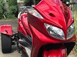 トライク(126~250cc)/トライク 250cc 東京都 MK PLANNING合同会社 MKP Negozio Parti Moto