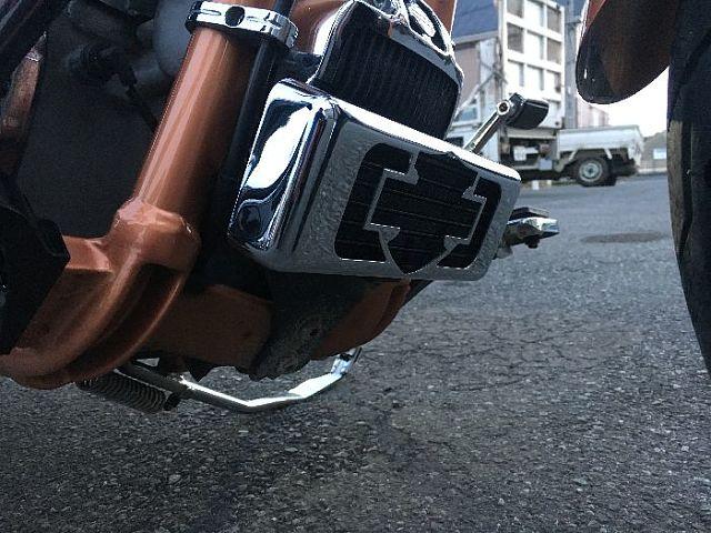 FXDC DYNA SUPER GLIDE CUSTOM 純正サイドバッグ、ETCも装備、ツーリング…