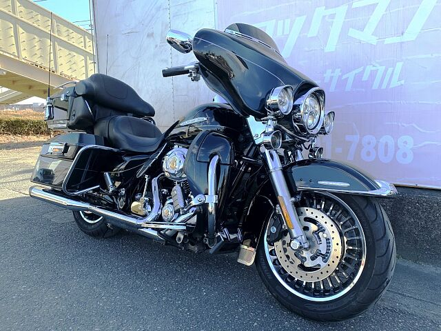 FLHTK Touring Electra Glide Ultra Limited バックギア、LE…