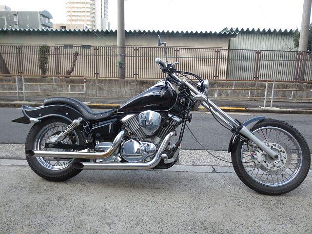 カスタム ドラック スター 250 同じバイクとは思えない!カスタムドラッグスター5選! 【PRIMARY