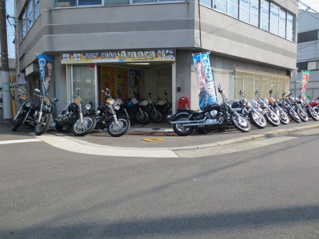 BikeShop amora (バイクショップ アモラ)