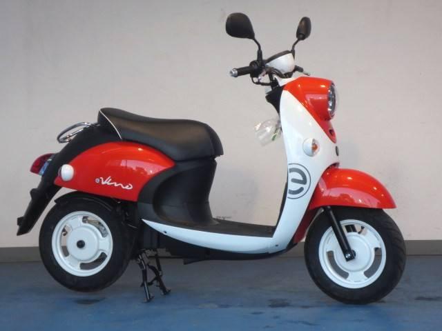 E ビーノ (電動バイク) E-ビーノ 最新モデル 新車