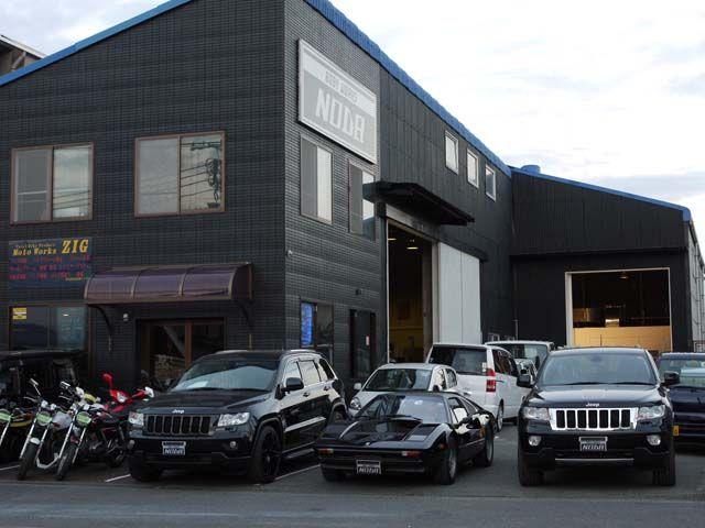 旧車・絶版車の販売、レストア、カスタム