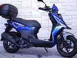 CROX 125/SYM 125cc 福岡県 オートプラザウチ北九州本店