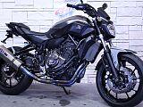 MT-07/ヤマハ 700cc 福岡県 オートプラザウチ北九州本店