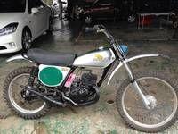 個人的には70年代のオフロードバイク