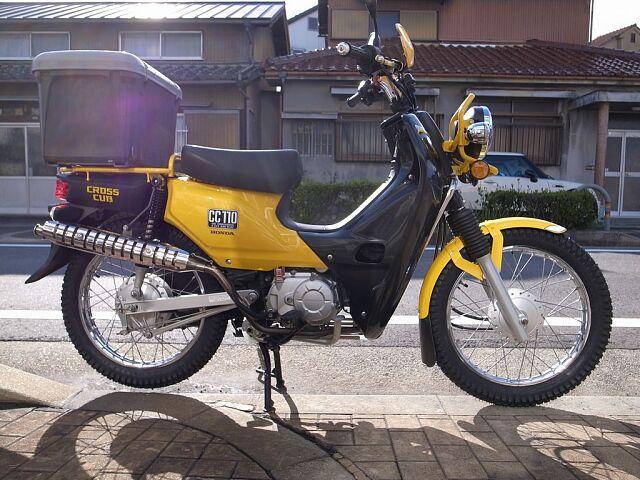 クロスカブ110 ◆特選中古車◆